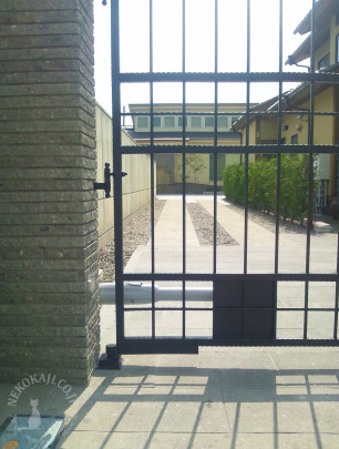 環境に合わせて設計された オートゲート2