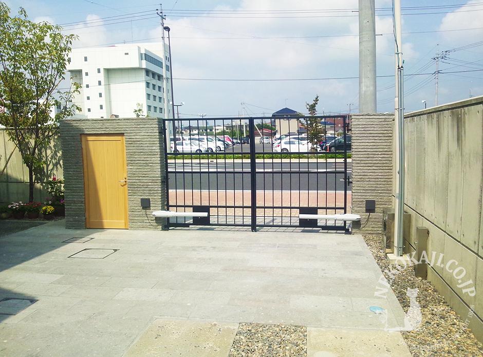 環境に合わせて設計された オートゲート4